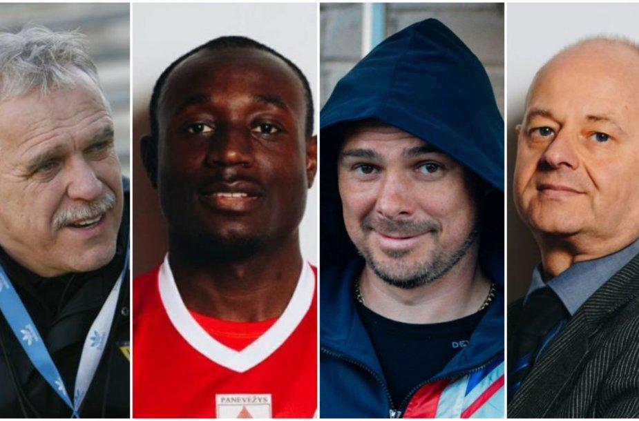 Panevėžio futbolą drebina skandalai