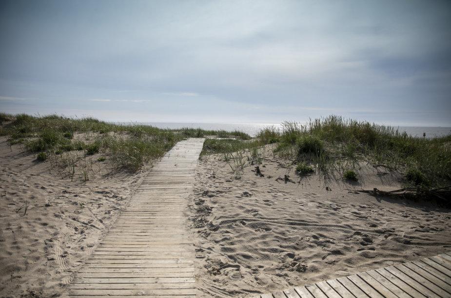 Šventosios paplūdimys