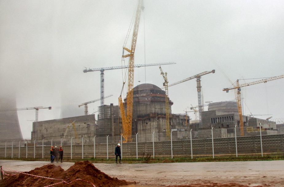 Prezidentės valdymo metais kaimyninėje Baltarusijoje ėmė kilti Astravo atominė elektrinė, o Lietuva savosios - Visagino jėgainės - taip ir nepastatė.