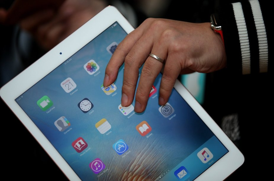 """9,7 colio įstrižainės """"iPad Pro"""""""