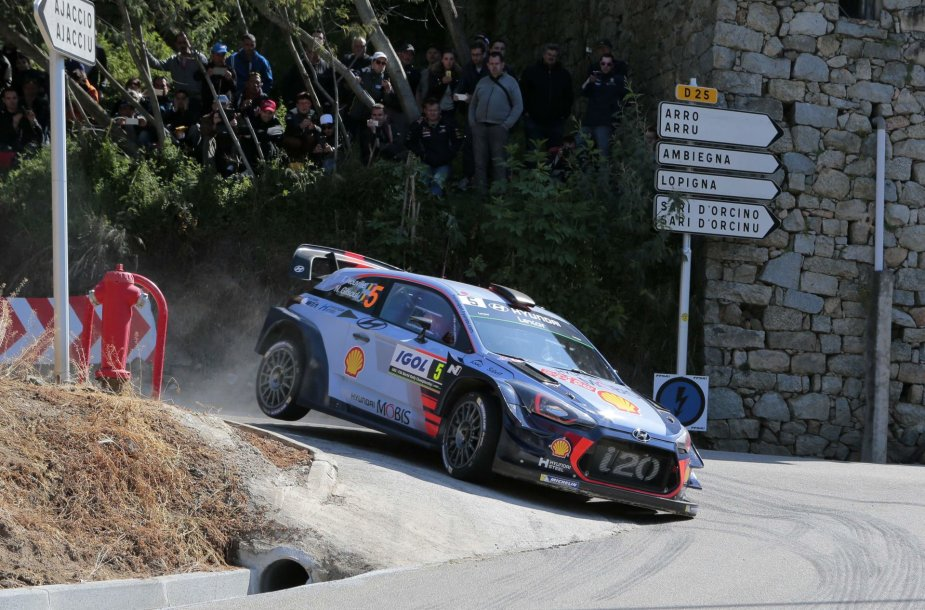 Thierry Neuville'as