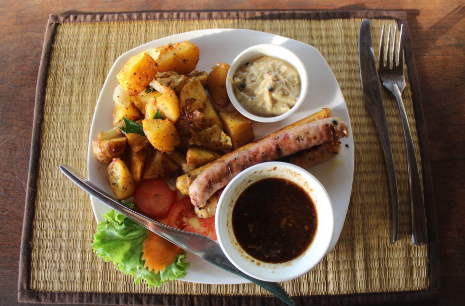 Maistas Kambodžoje