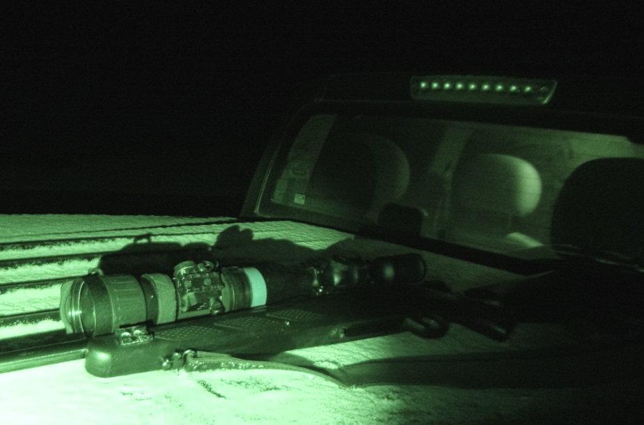 Naktinio matymo prietaisas