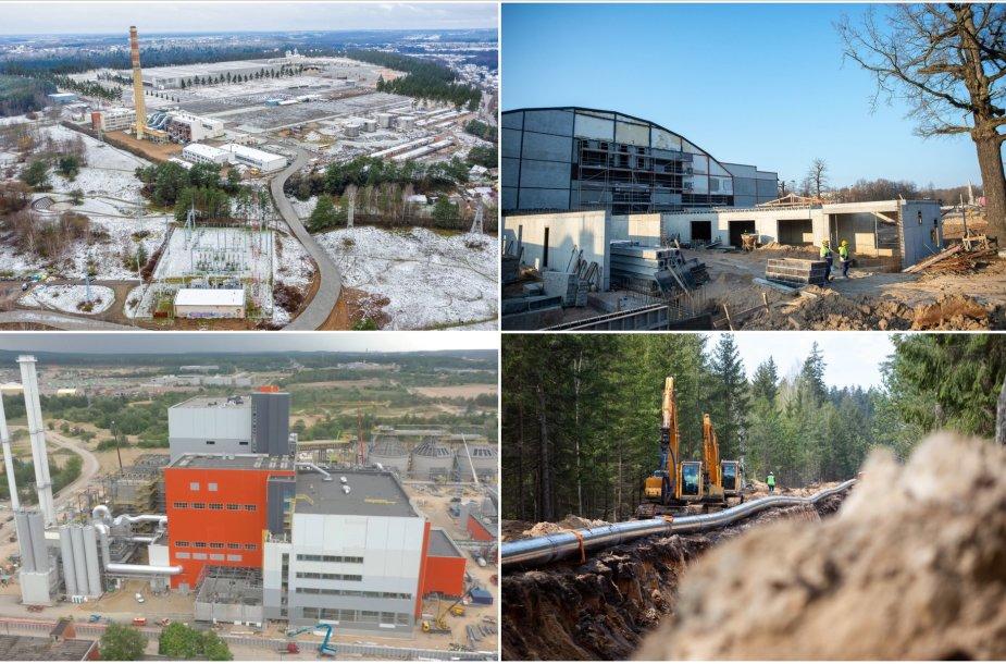 Svarbiausi Lietuvos ekonomikos ir verslo įvykiai 2021-aisiais