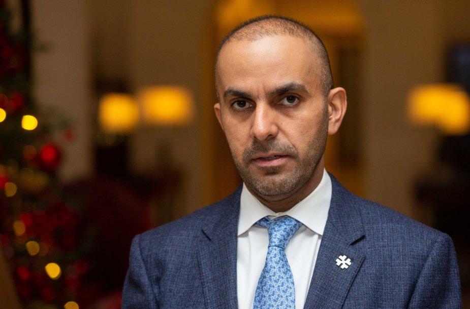 Aimen bin Ahmed al Hosni