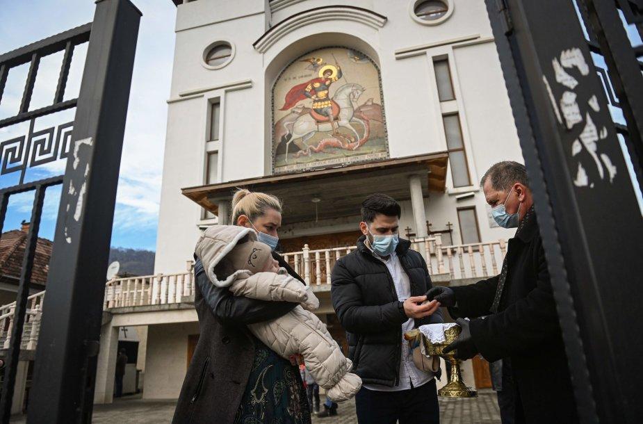 Stačiatikių bažnyčia Klužo-Napokos mieste
