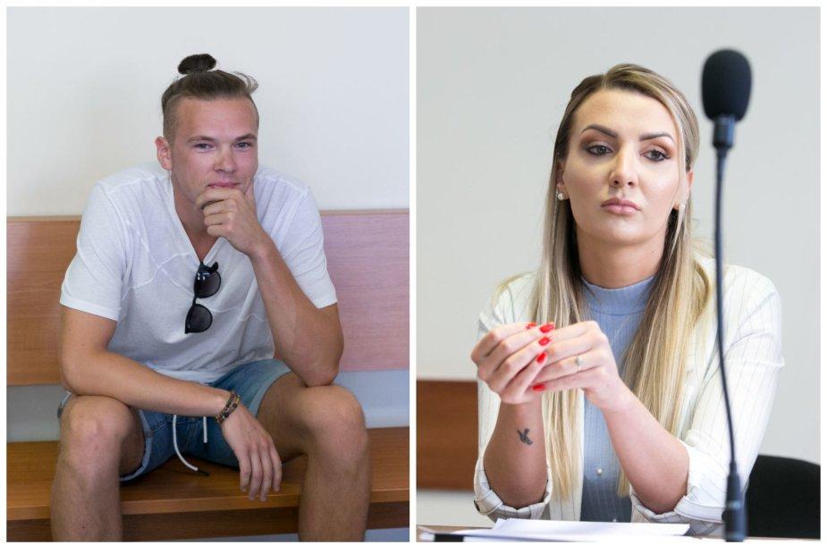 """Dėl santykių su M.Šedžiuviene pasiaiškinti į teismą iškviestas T.Juodsnukis: """"Man linksma"""""""