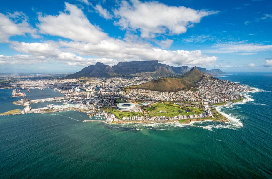 Pietų Afrikos Respublika, Keiptaunas