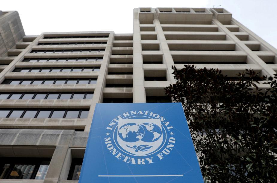 Tarptautinis valiutos fondas (TVF)