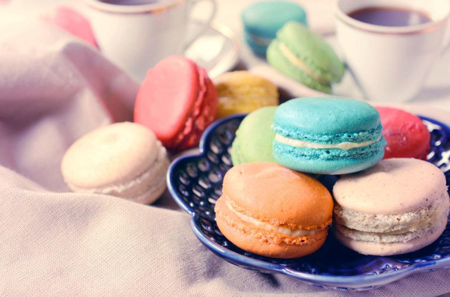 Prancūziški sausainiai