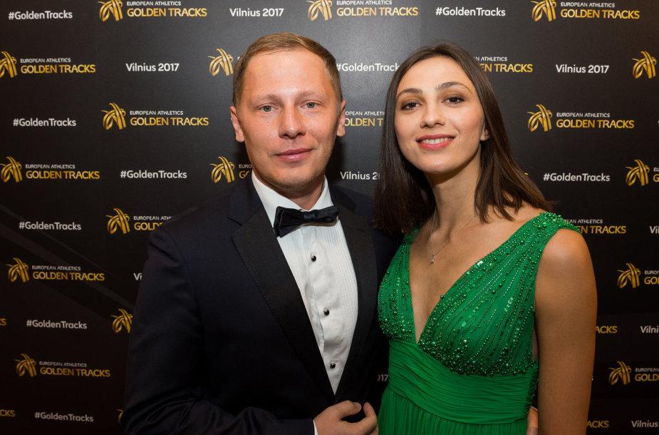 """Golden Tracks"" apdovanojimai Vilniuje"