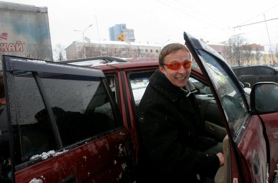 Rusijos aktorius Ivanas Ochlobystinas