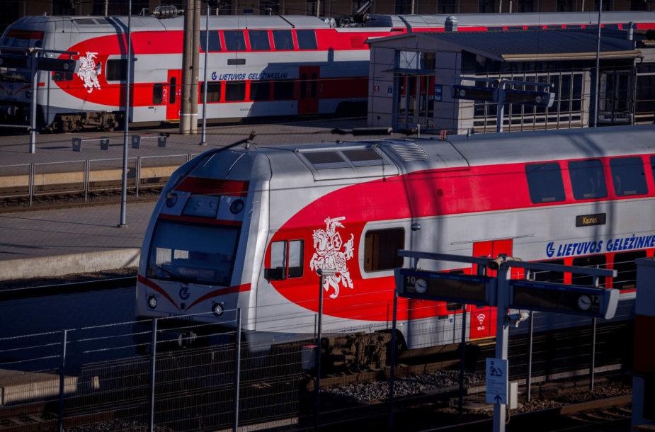 """""""Lietuvos geležinkeliai"""" pasirūpins kelionėmis Popiežiaus vizito metu"""