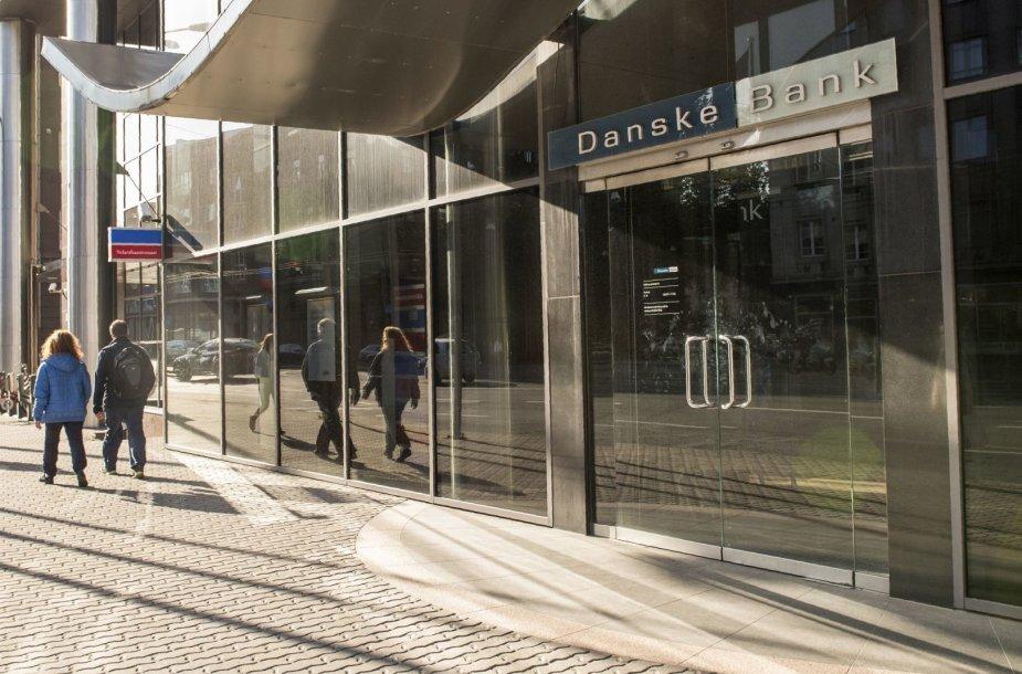 """""""Danske Bank"""" padalinys Taline"""