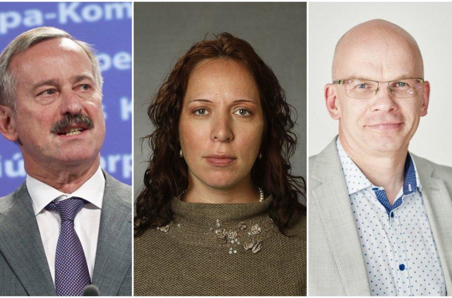Kandidatai į Estijos prezidento postą