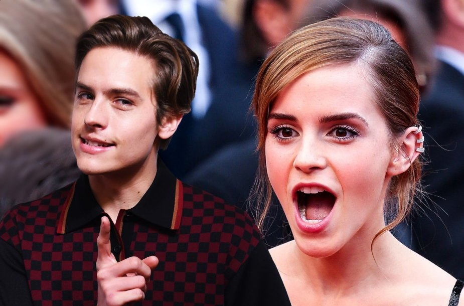 Dylanas Sprouse'as, Emma Watson