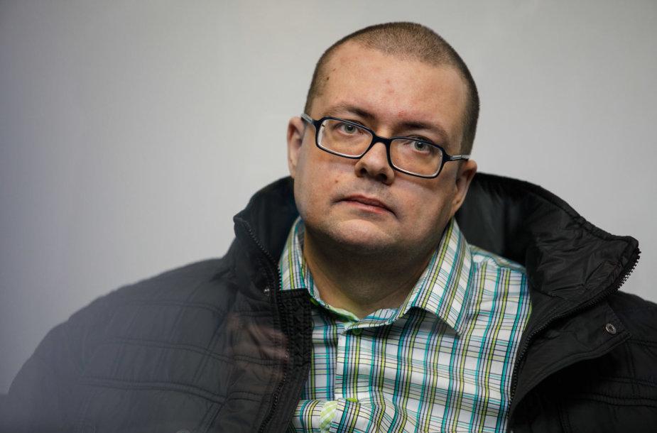 Aleksandras Jegorovas teisme