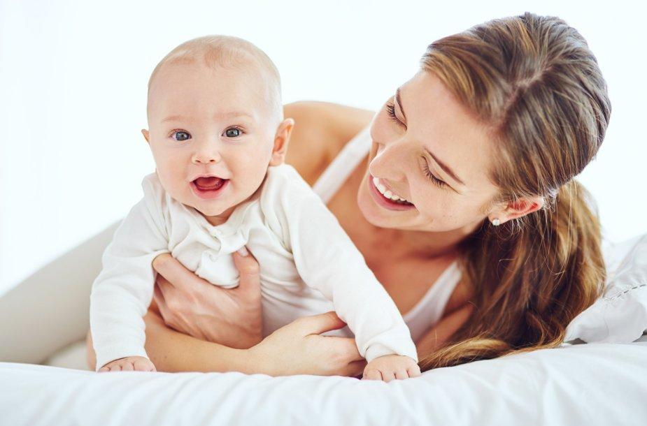 Kaip suprasti ar jūsų kūdikis alergiškas?