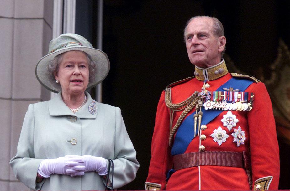 Princo Philipo gyvenimo akimirkos