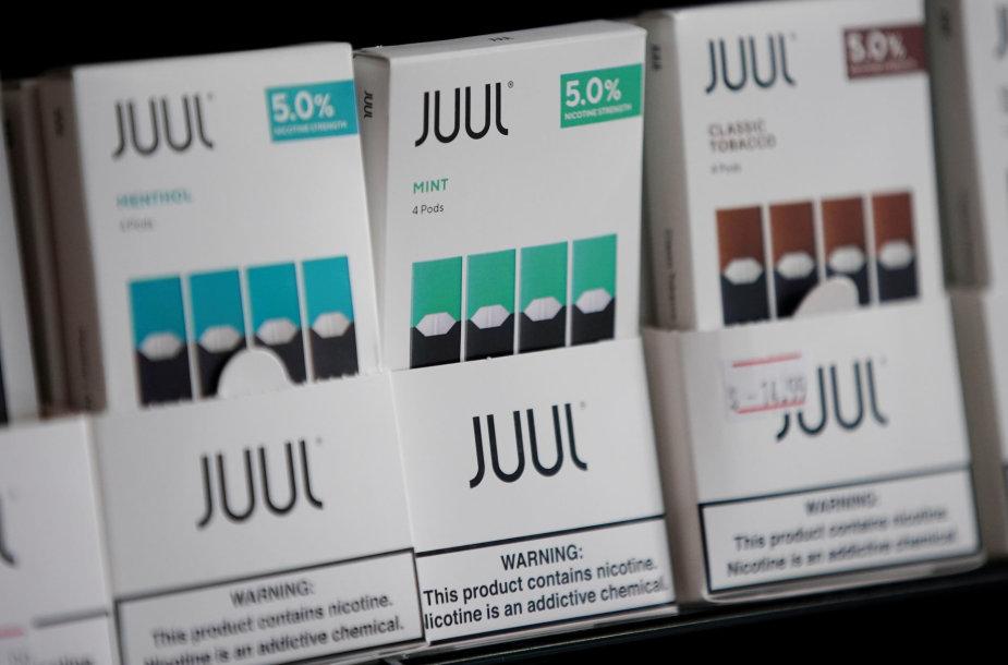 """Juul"" elektroninės cigaretės"