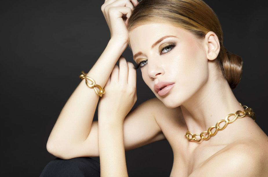 Auksiniai papuošalai