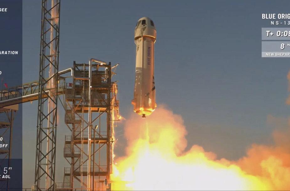 "Raketa ""New Shepard"""