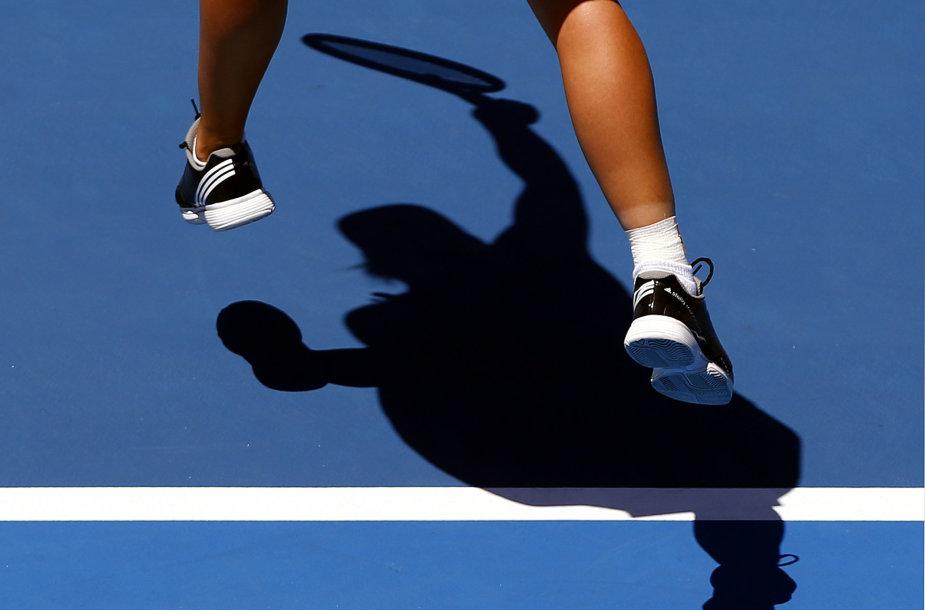 Teniso šešėlis