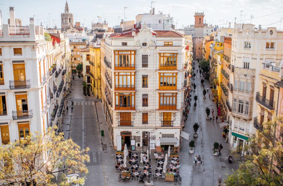 Valensija, Ispanija