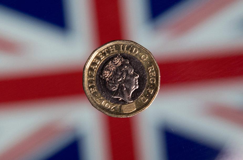 Jungtinės karalystės moneta