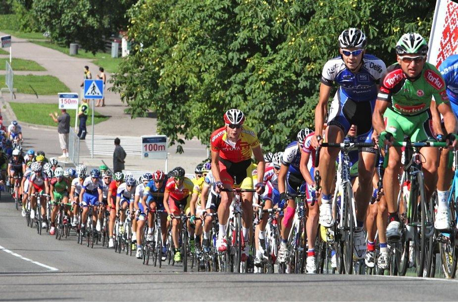 """Baltic Chain Tour"" dviračių lenktynės"