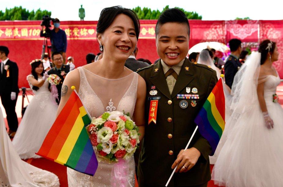 Homoseksuali pora Taivane