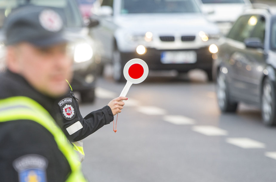 Prevencinis policijos reidas