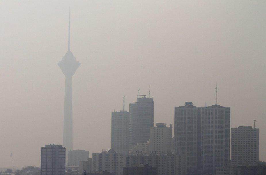Smogas Teherane