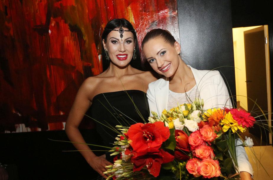 Ieva Gineikaitė ir Gabrielė Gineikaitė