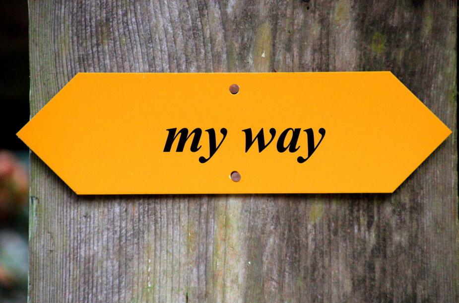 Mano kelias