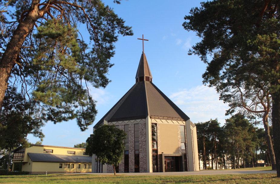 Grigiškių Šventosios Dvasios bažnyčia