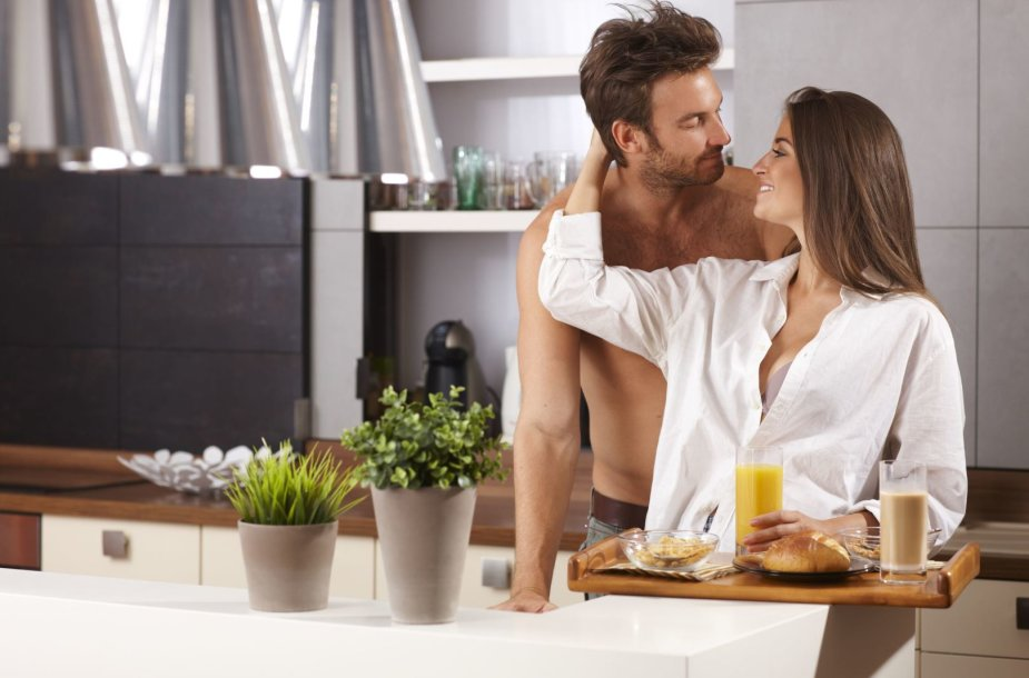 Pora virtuvėje