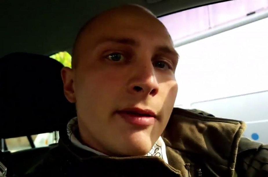 Antisemitinę ataką Vokietijoje surengęs Stephanas Ballietas