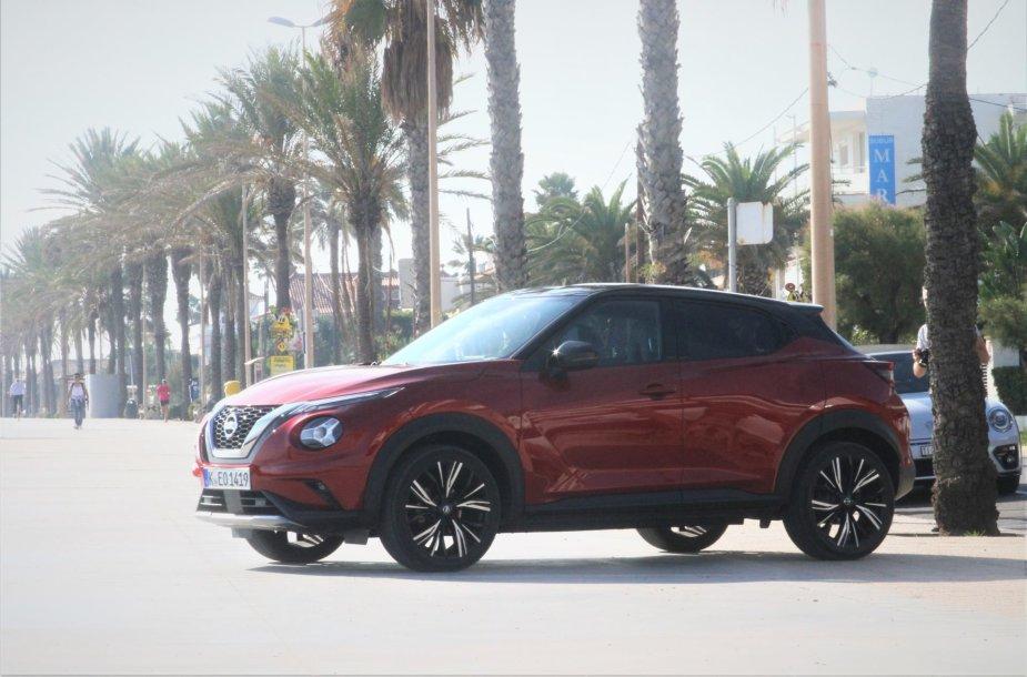 "Naujasis ""Nissan Juke"""