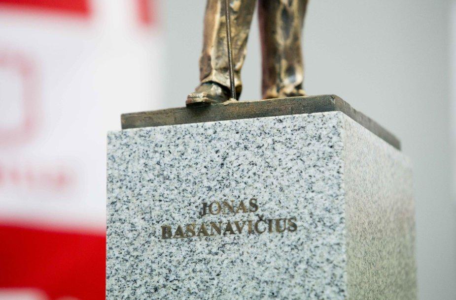 Išrinktas būsimas paminklas Jonui Basanavičiui