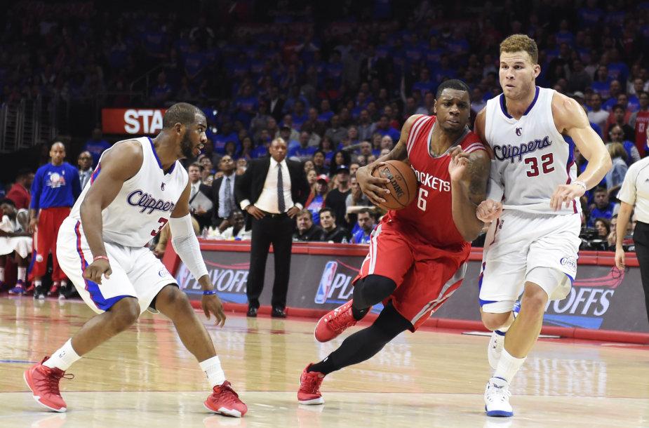 "NBA: ""Los Angeles Clippers"" – ""Houston Rockets"" (3:2)"