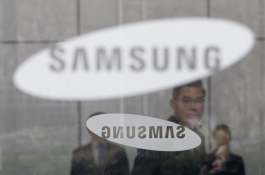"""Samsung"" logotipas"