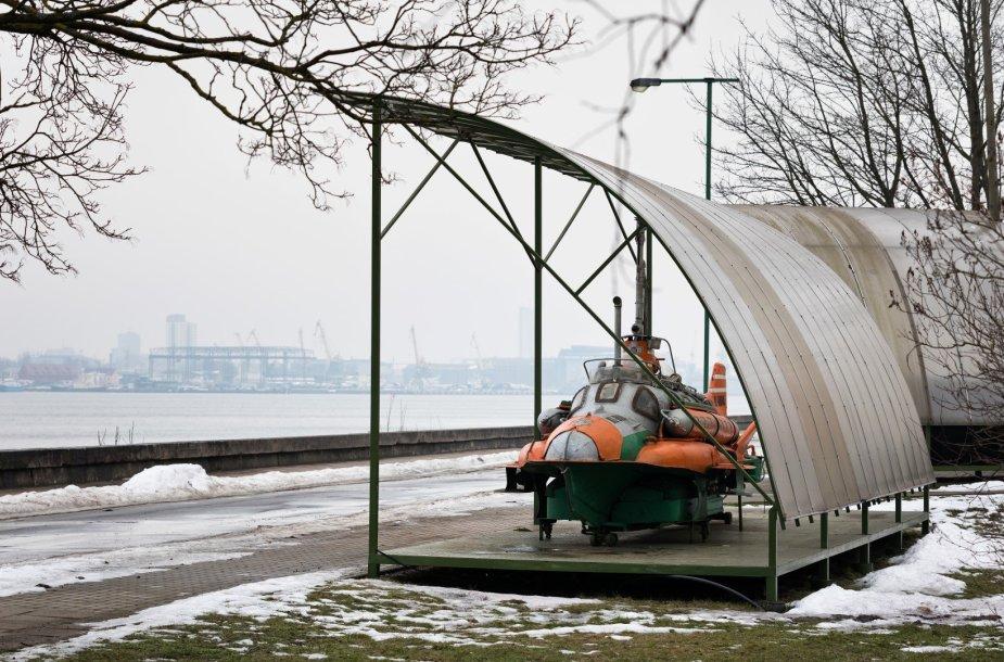 """Povandeninis laivas """"Lituanika – 01"""""""