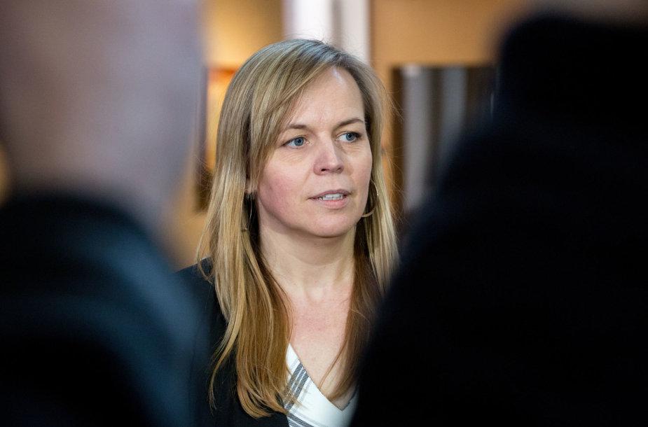 Vyriausybės kanclerė Milda Dargužaitė
