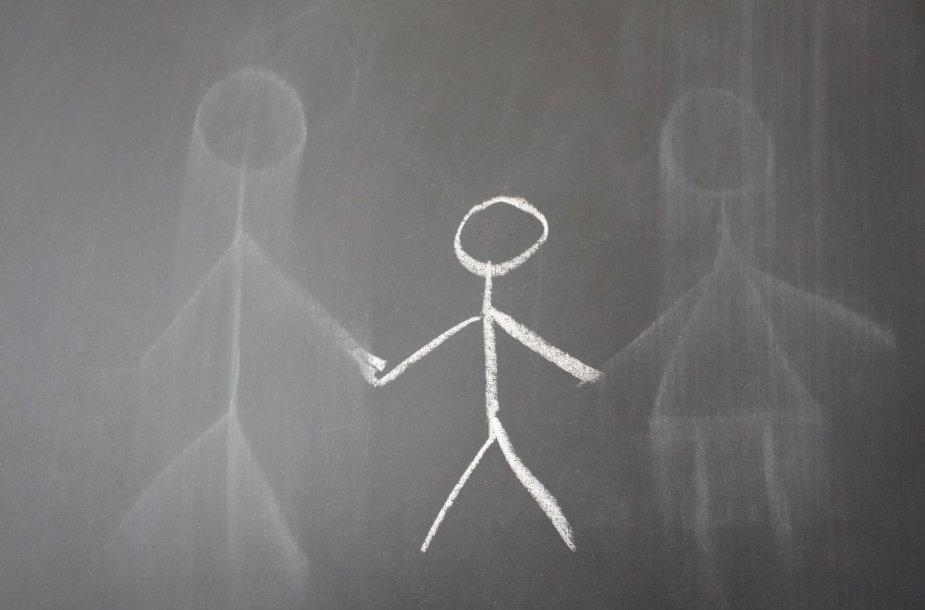Tėvų skyrybos