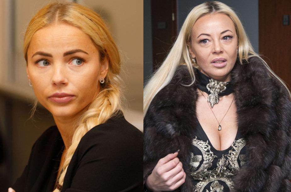 Goda Alijeva, Mia Pilibaitytė