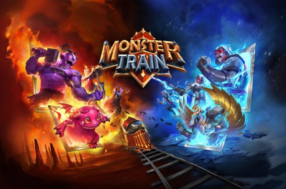 """Žaidimas """"Monster Train"""""""