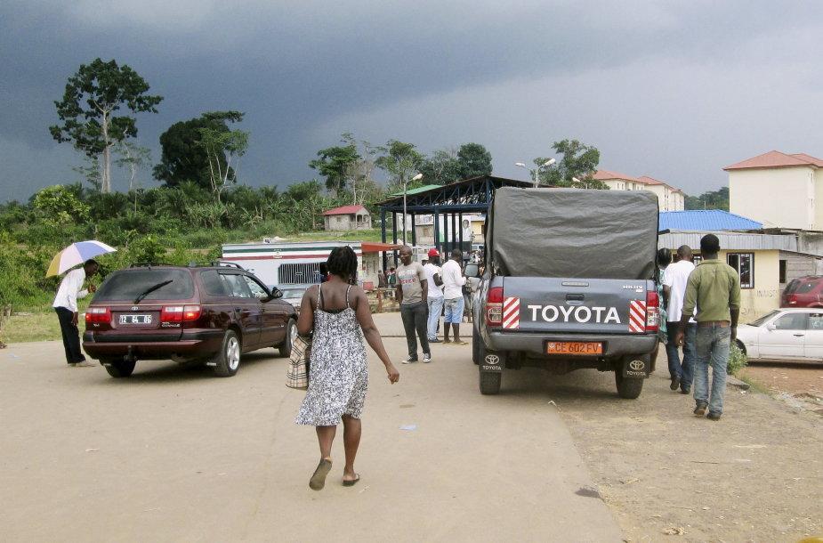 Pusiaujo Gvinėja