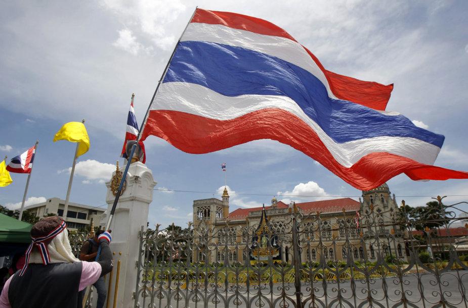 Tailando vėliava