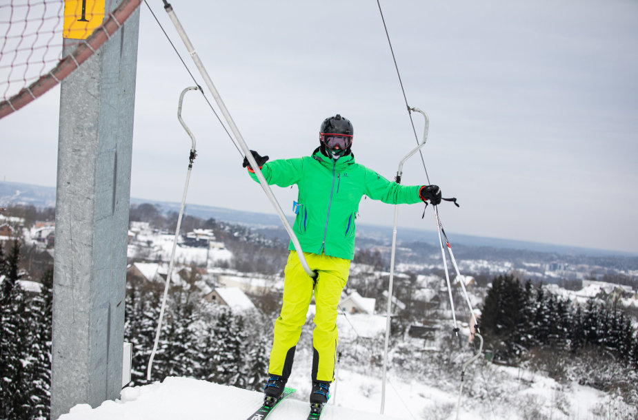 Liepkalnio slidinėjimo trasa